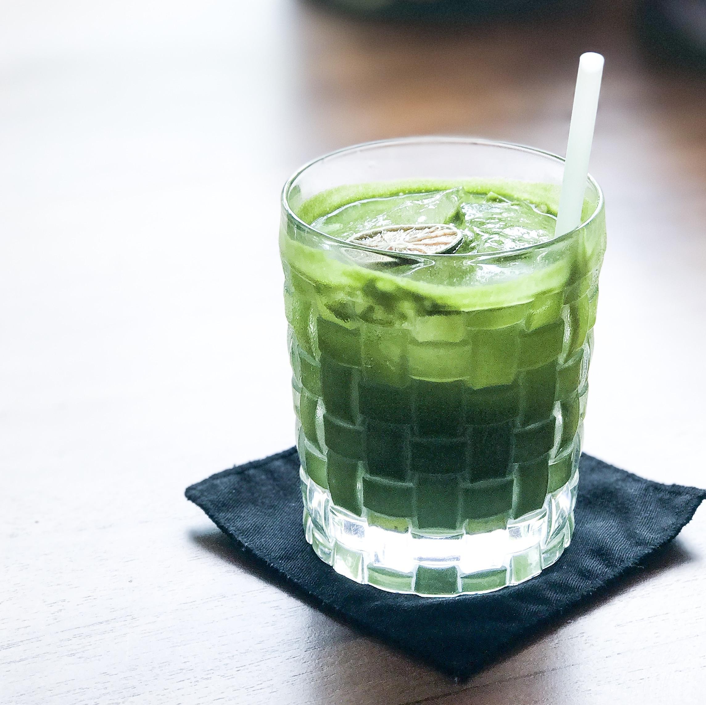 GROW special green juice