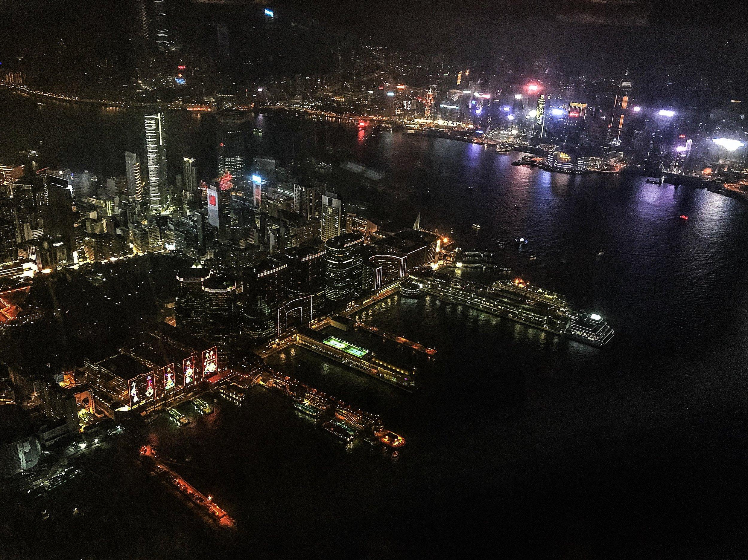 Hong Kong 2017 Ⓒ Not So Basic Life