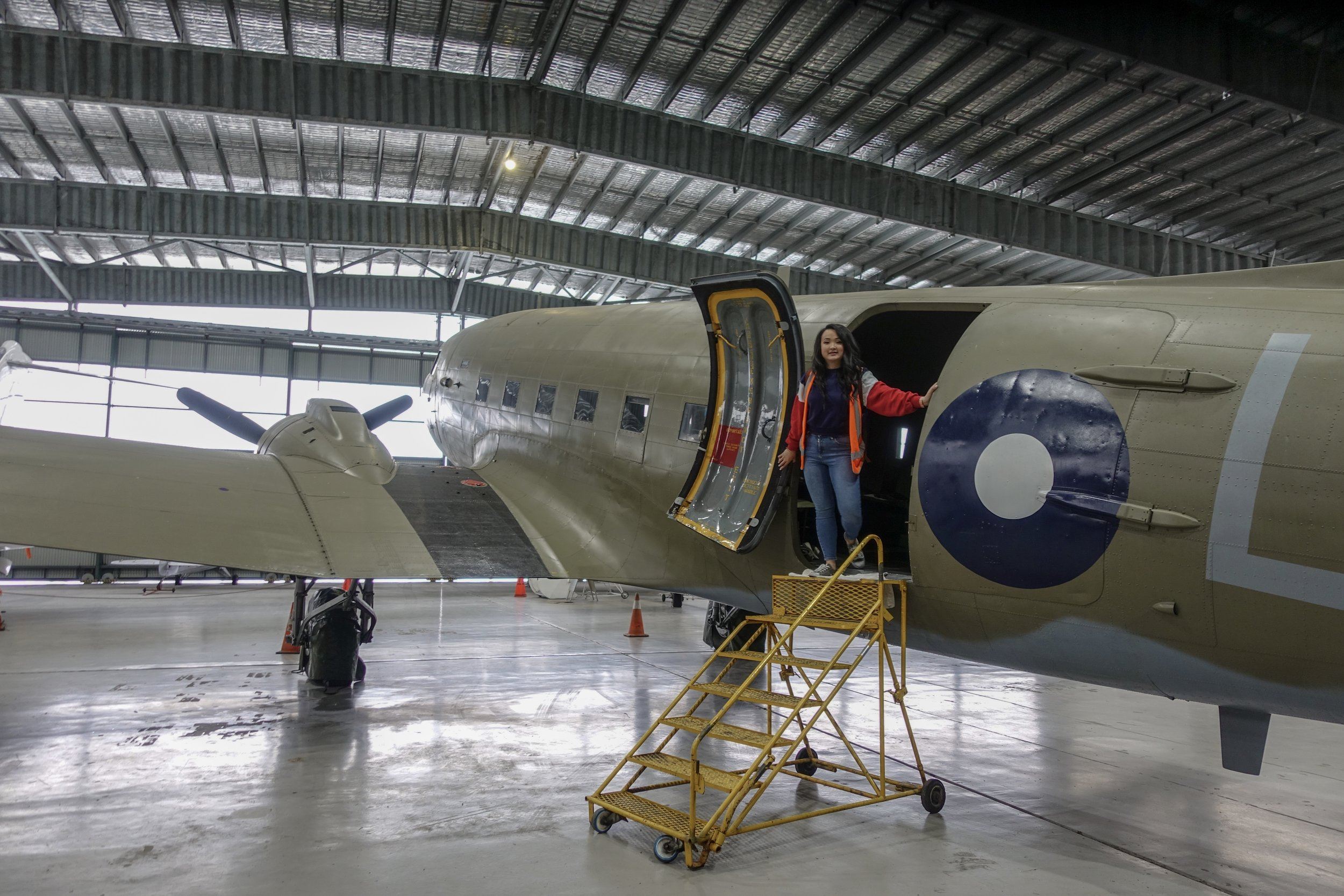 Things To Do In Shellharbour, NSW_HARS Aviation Musuem.JPG