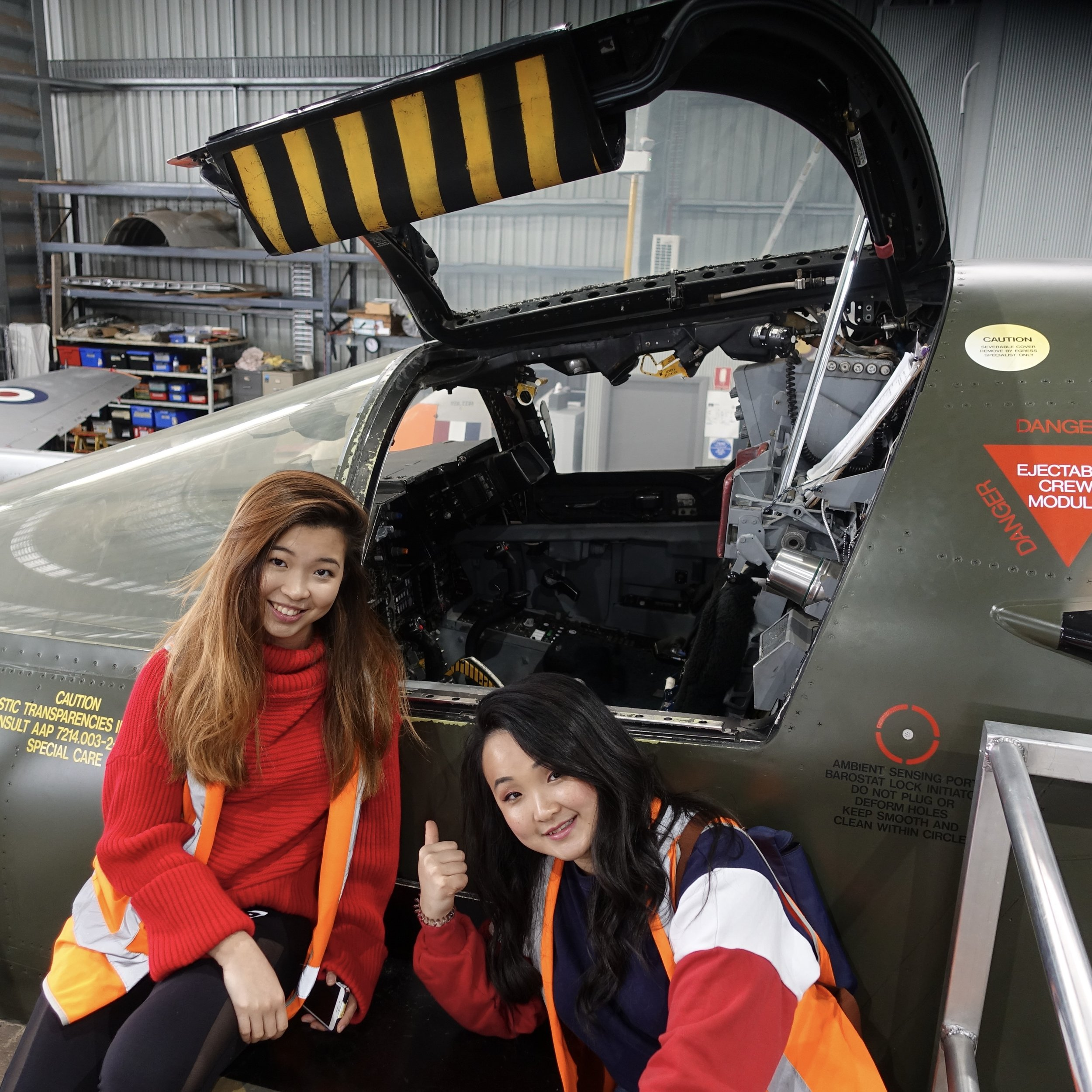 Things To Do In Shellharbour, NSW_HARS Aviation Musuem2.JPG