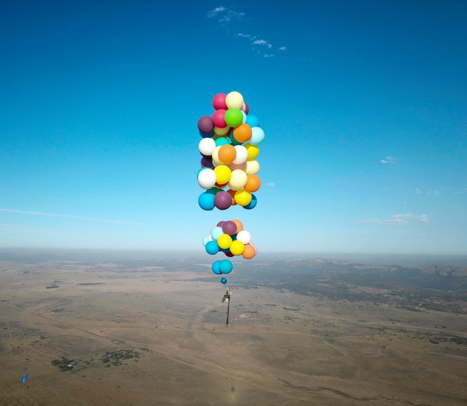 Helium Balloon       Written by Chris Tye & Kaid Hussian       Production by Ben Niblett, Chris Tye     & Kaid Hussian