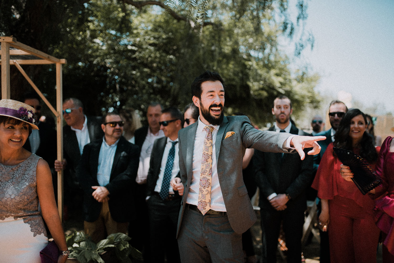 boda diferente sevilla