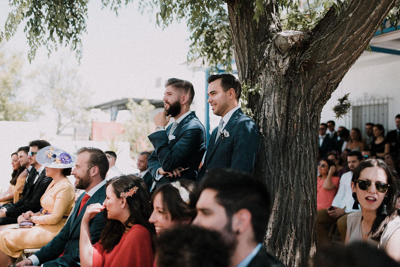 invitados boda intima sevilla