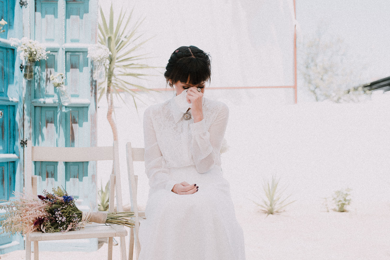 novia emocionada boda diferente sevilla
