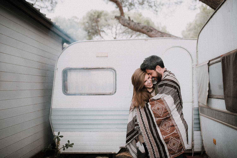 fotografia pareja diferente sevilla