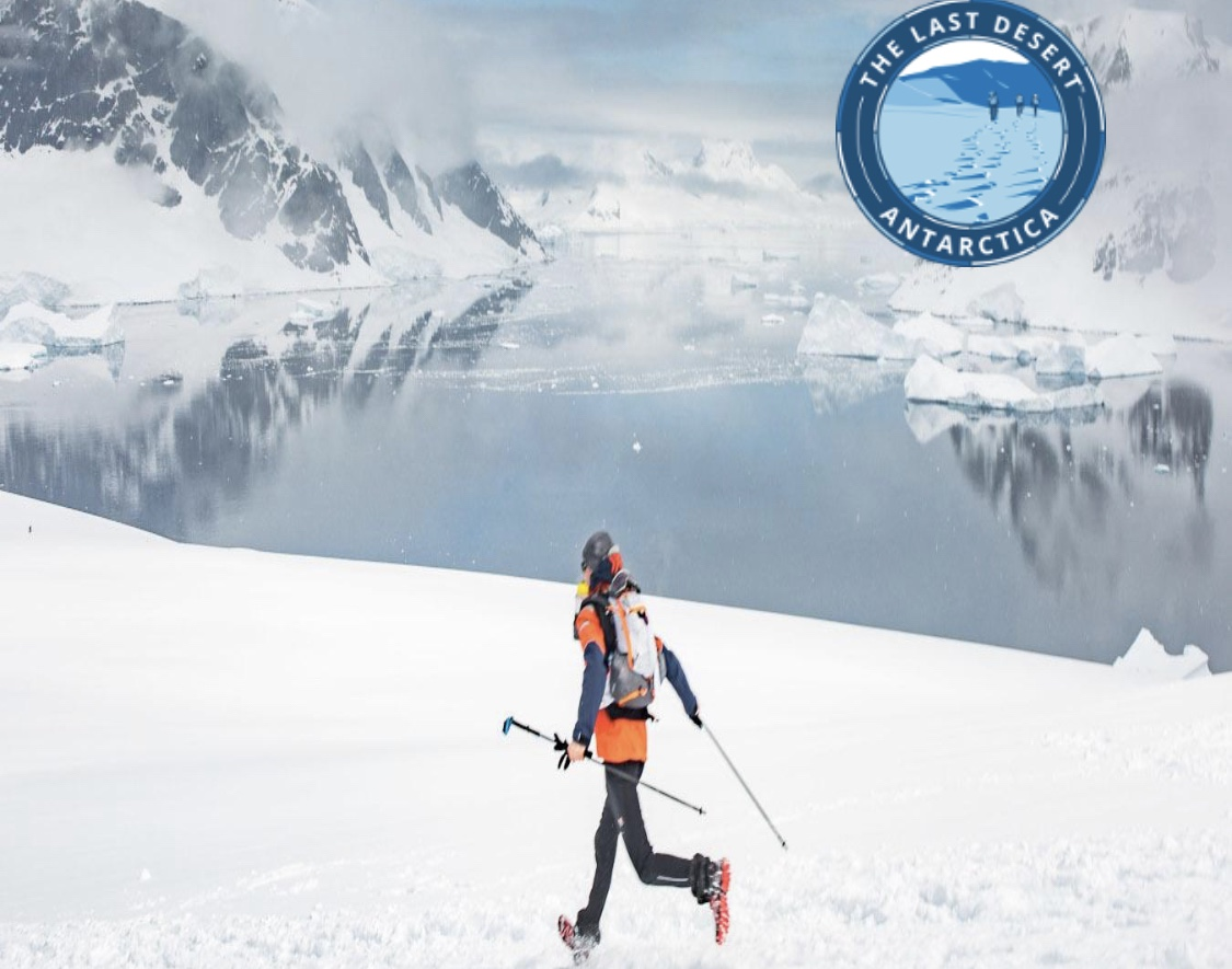 ANTARCTICA'S ONLY MULTI-STAGE FOOTRACE - 21 November 2020