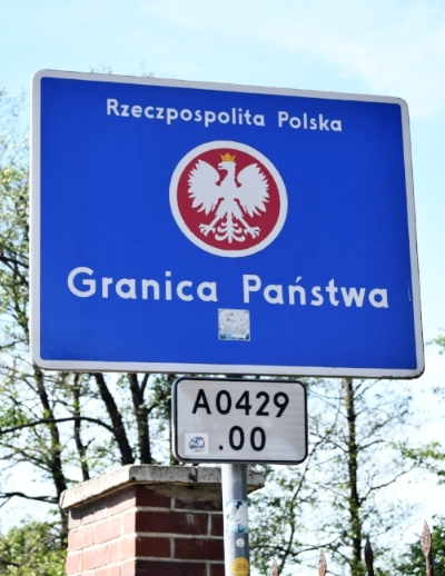 Arriving in Poland means I've cycled right across the Baltics!