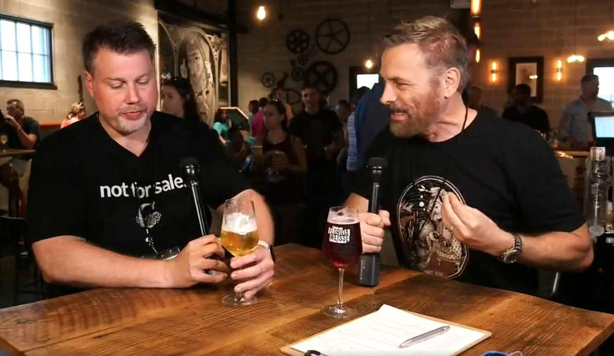 Live video broadcasts - Our crew can do two-camera shoots onsite for live presentation on Facebook and other channels. Check out the video of the live broadcast we did for Coppertail Brewing Co.'s third anniversary party.