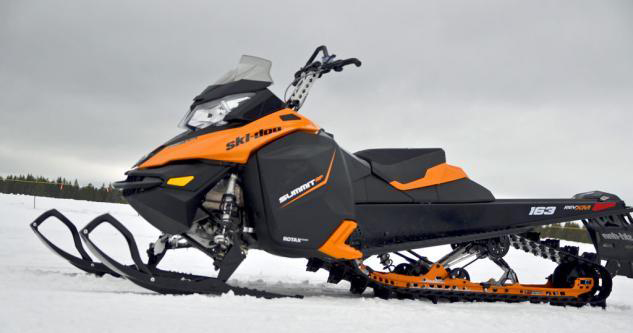 Snowmobiles - SkiDoo Summit SP 800Daily Rate 8 Hr. - $245*Rental rate does not include required damage deposit.