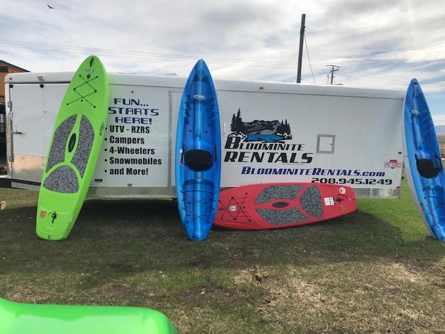 Kayaks & Paddle Boards - Kayaks $65 per dayPaddle Boards $45 per dayBoth with damage deposit of $100