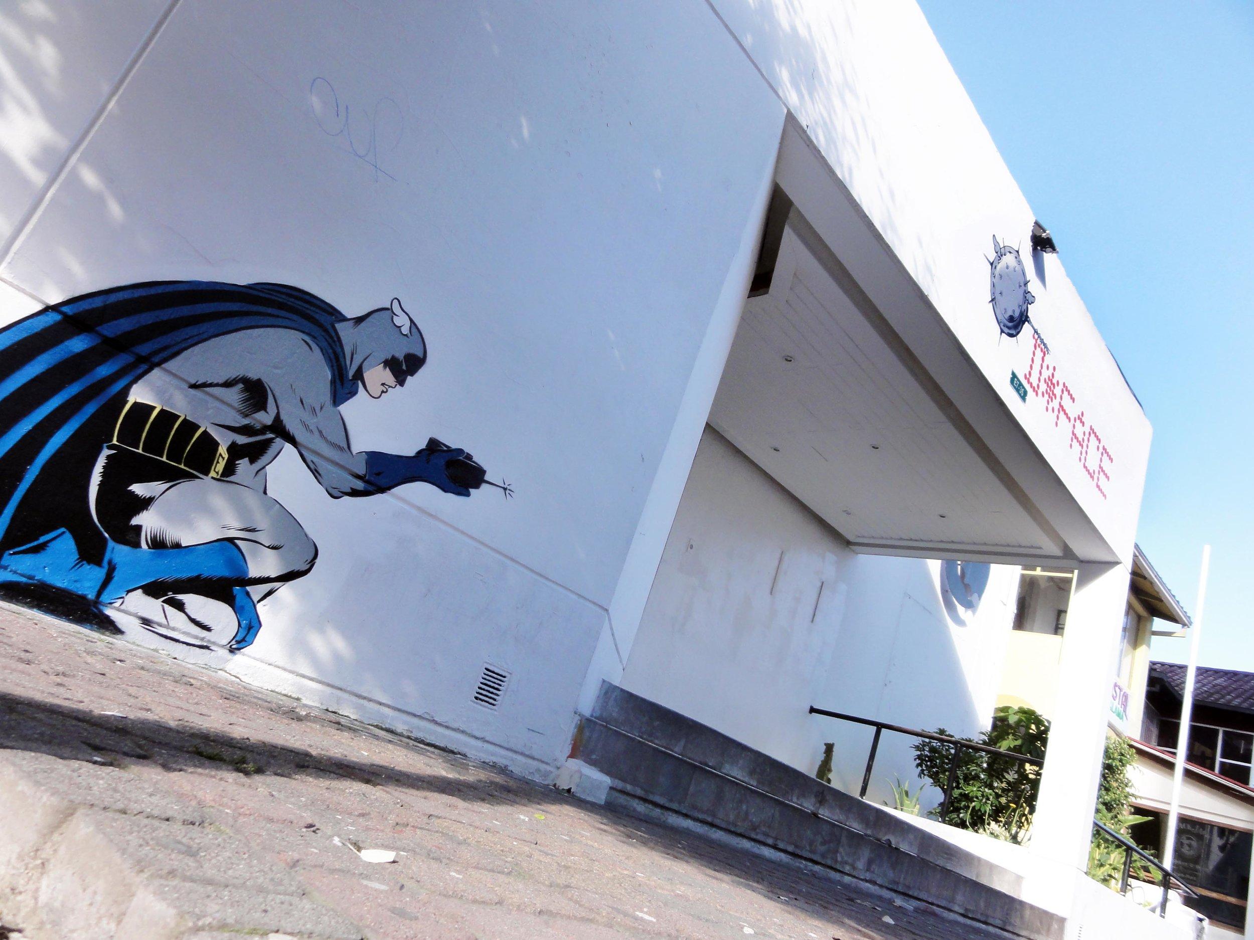 Bat Man, Quito.JPG