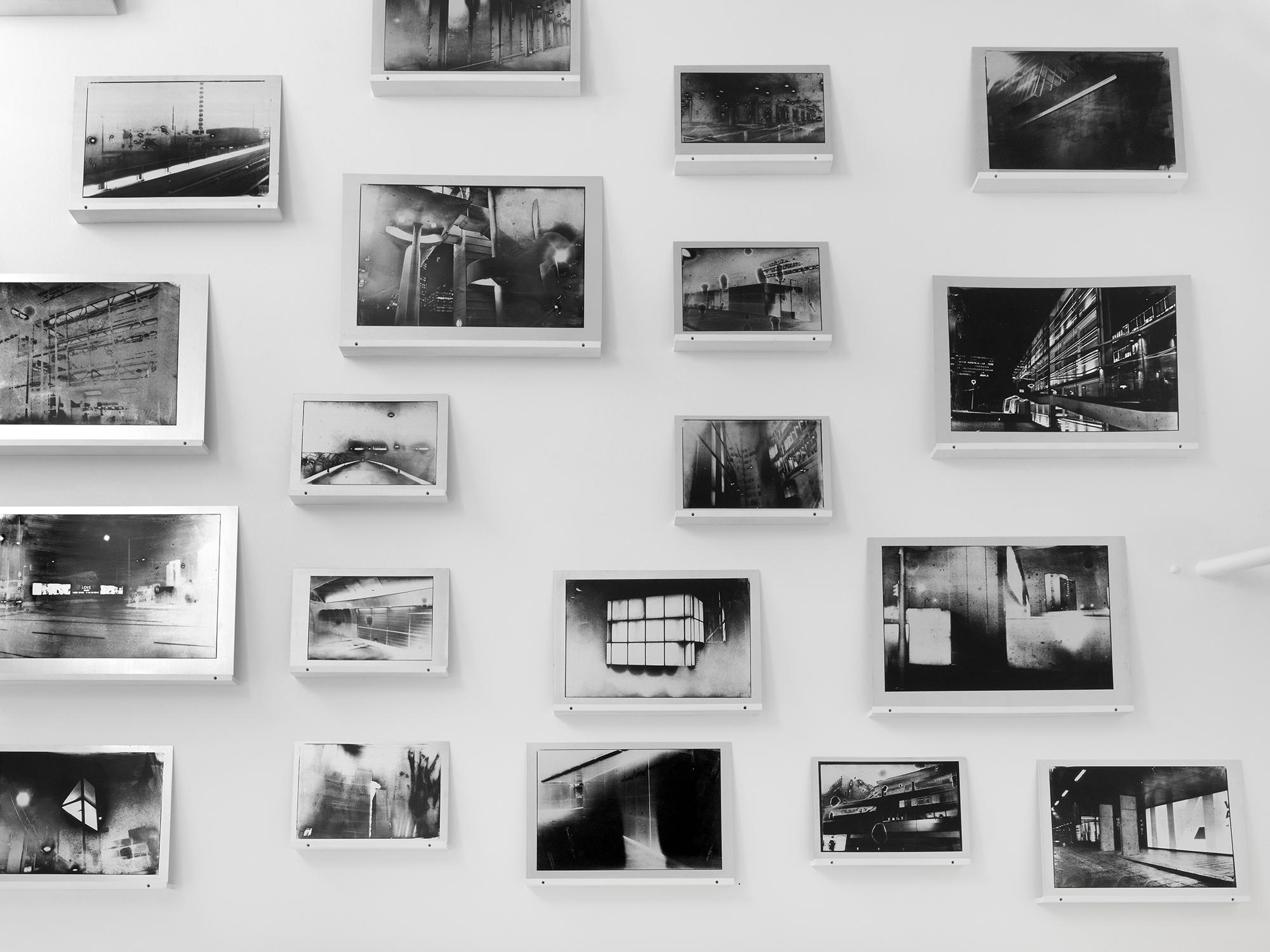 Antony Cairns, LDN, installation at Roman Road 2014 ©Ollie Hammick