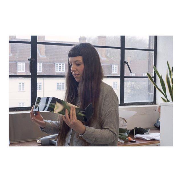 An interview with the wonderful Felicity Hammond coming to the site soon! #FelicityHammond @flisshammond #PLonline #photolocale #PLstudiovisit #studiovisit #interview #photography #LDNcontemporaryphotography #PhoLo