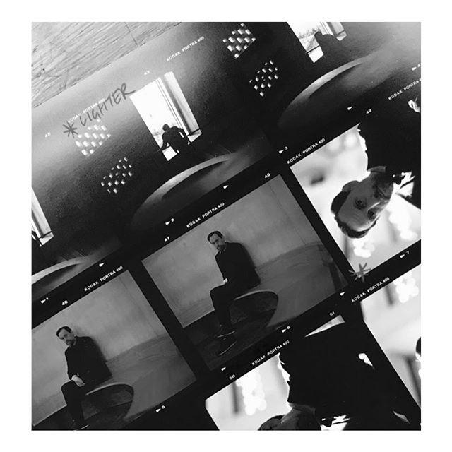 #BTS contact sheet from our feature with #SimonBaker, by the ever amazing @philhewitt - more soon! #philhewitt #photography #PLonline #PLfeature #PLinterview #Photolocale #PhoLo #interview #filmsnotdead #kodak @tate #tatemodern #blavatnikbuilding