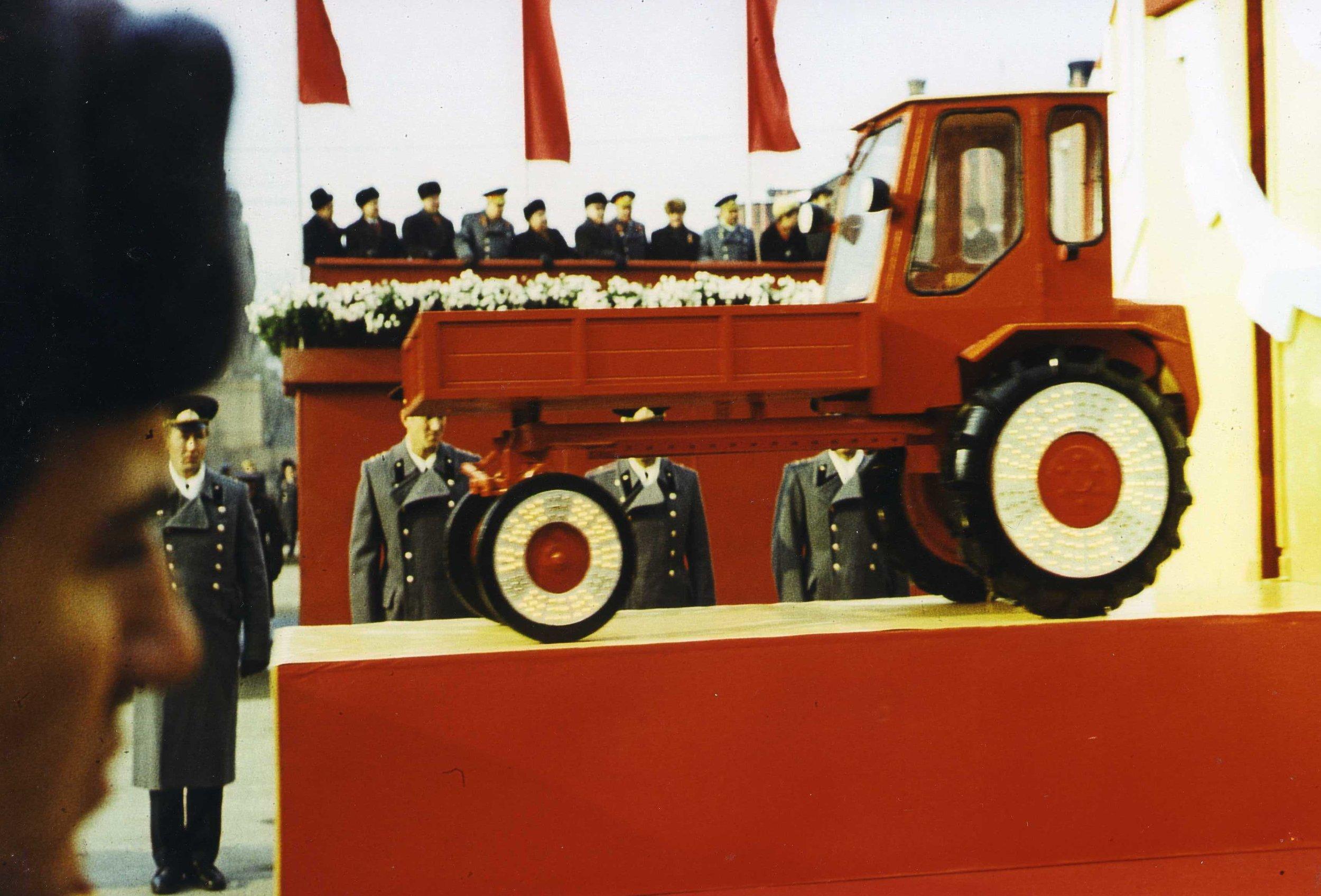 Boris Mikhailov, From the series  Red , 1968 - 75 © Boris Mikhailov