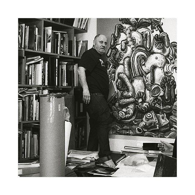 Nick Waplington for @photolocale . . . #nickwaplington @nickwaplington #photolocale #artist #photography #zines #painting #interview #pholo #PLinterview #PLfeature #eastlondon #London #studiovisit #contemporaryphotography @philhewitt
