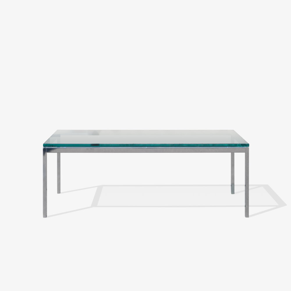 Florence Knoll Coffee Table Object Refinery [ 1000 x 1000 Pixel ]