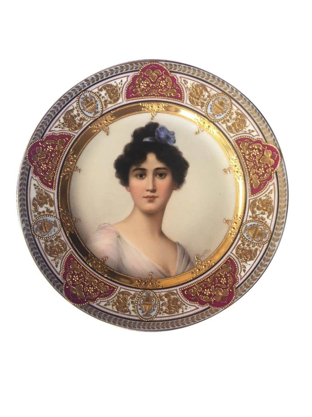 Vienna porcelain royal ROYAL VIENNA
