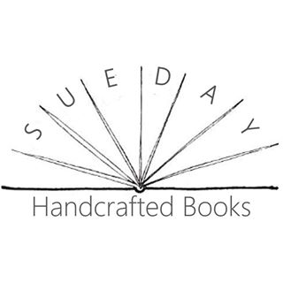 Handcrafted Books by Sue Day   notebooks, journals, photo albums and stationery products; using traditional bookbinding skills and materials   ETSY SHOP   instagram