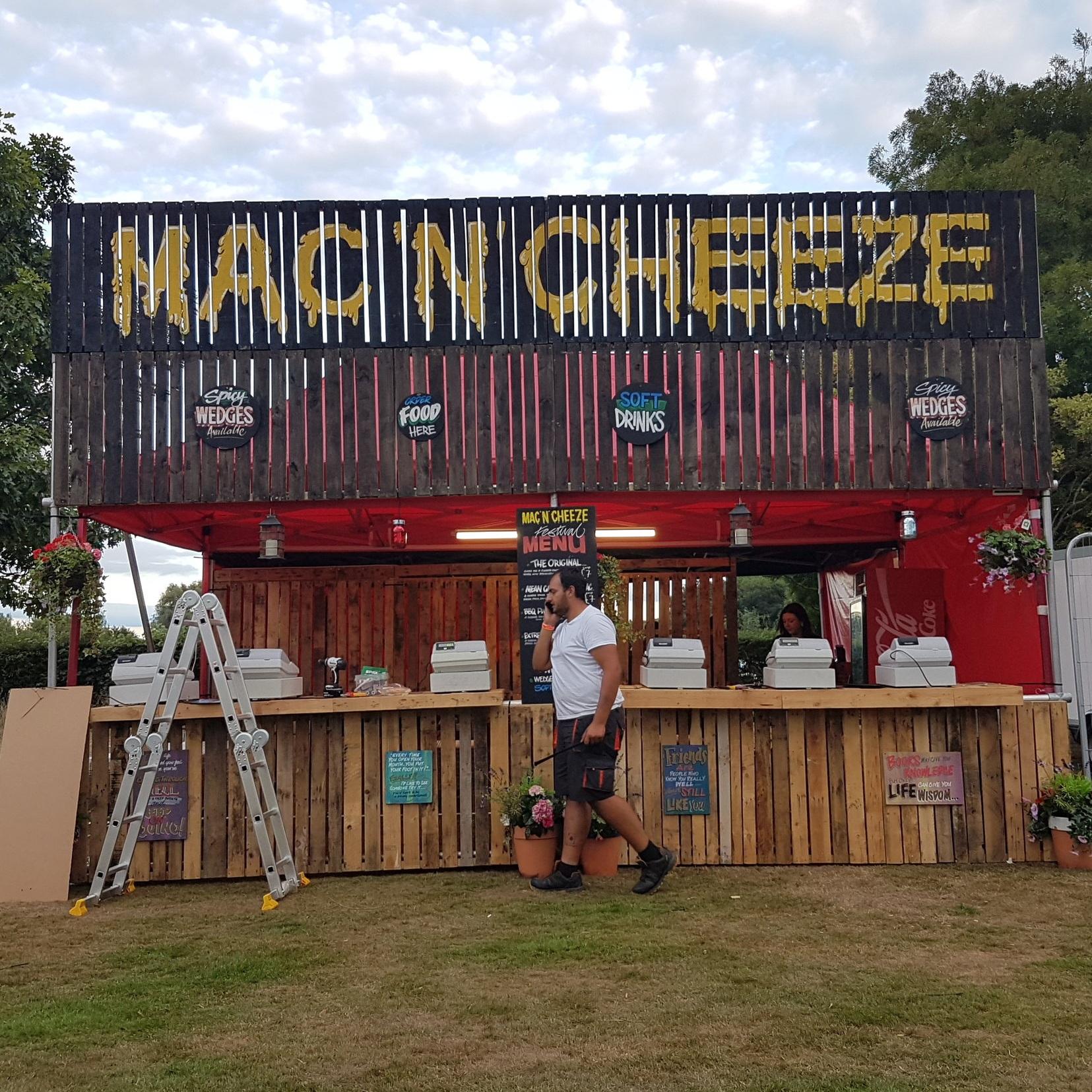 harry's mac'n'cheese