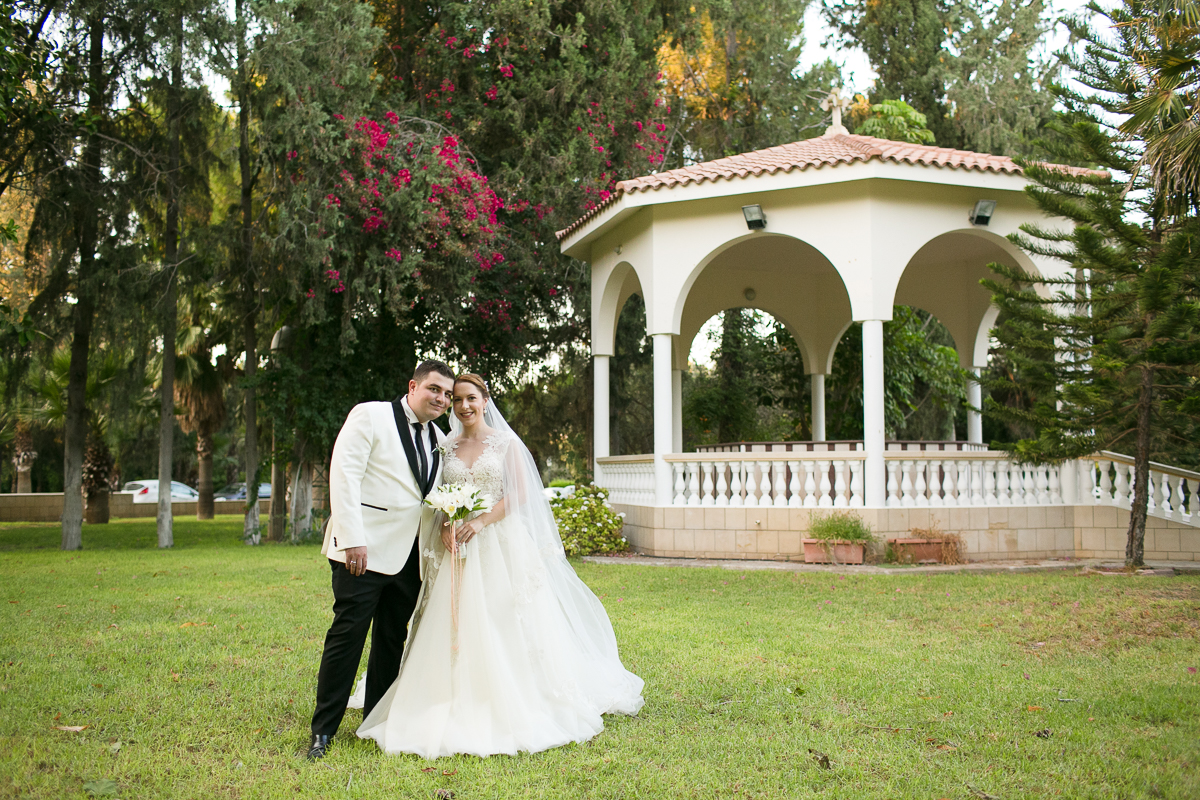 Natassa and Leo's Cyprus Wedding Photography
