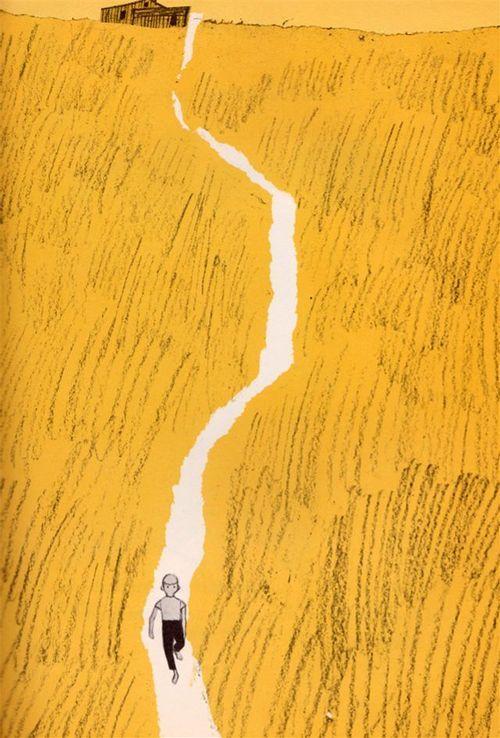 How Far is Far? 1964 book cover by Ward Brackett