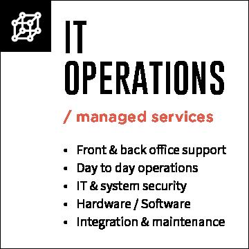 IT Ops Unit