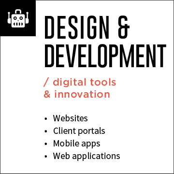 Applications, Design & Development