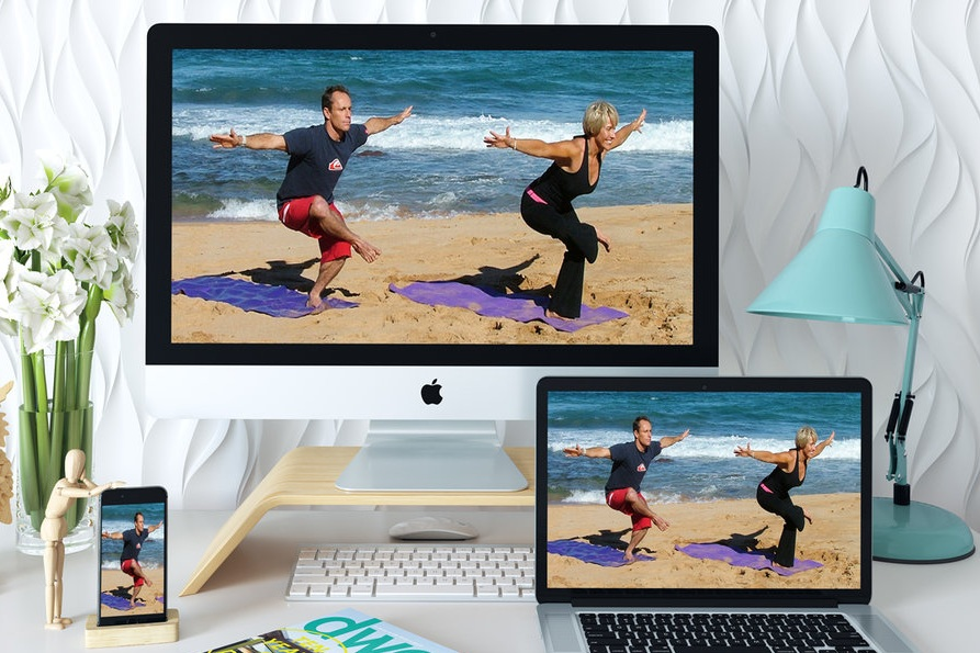 yoga for surfers streaming videos online