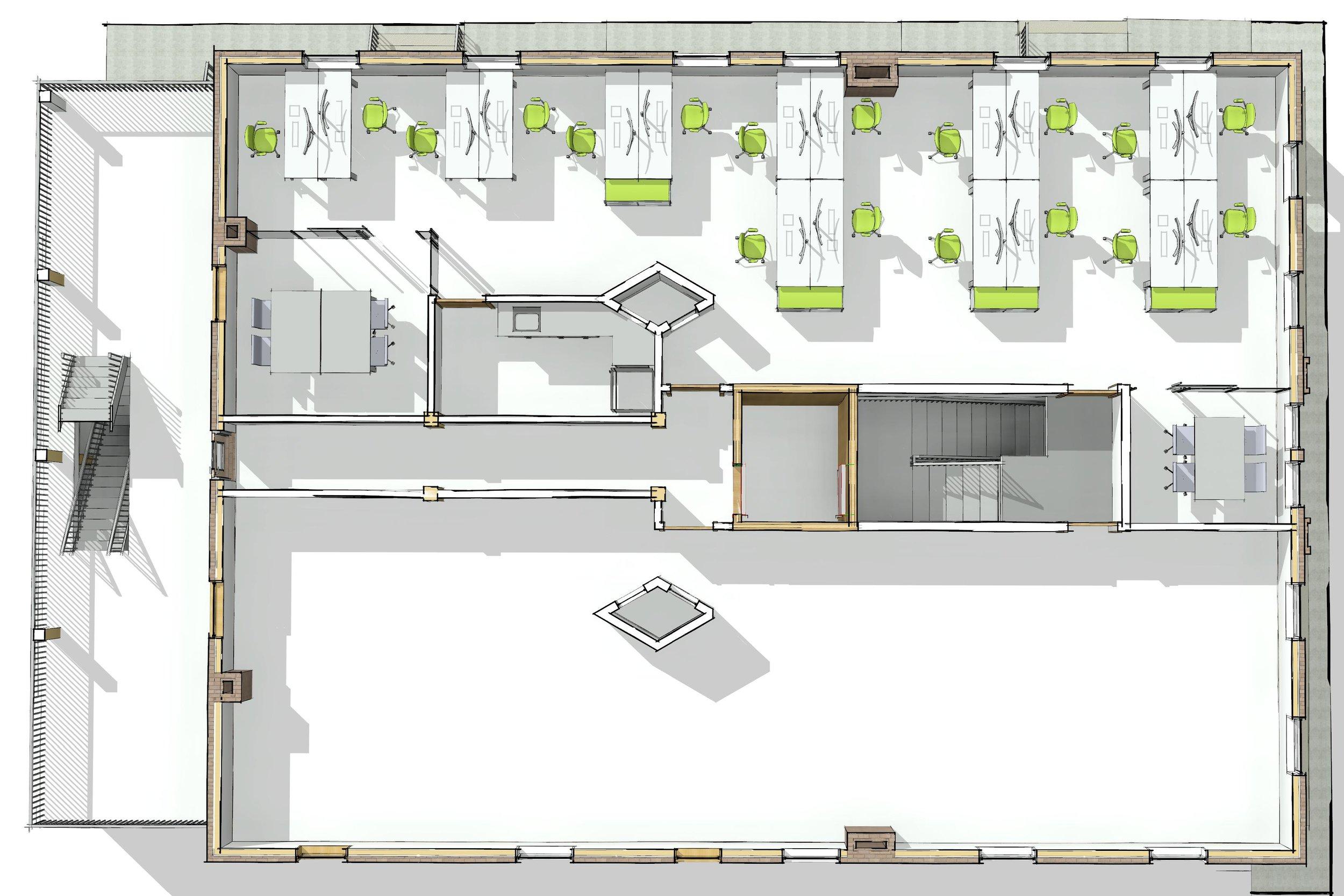 NEXT Architects - Potential 2 Unit Option