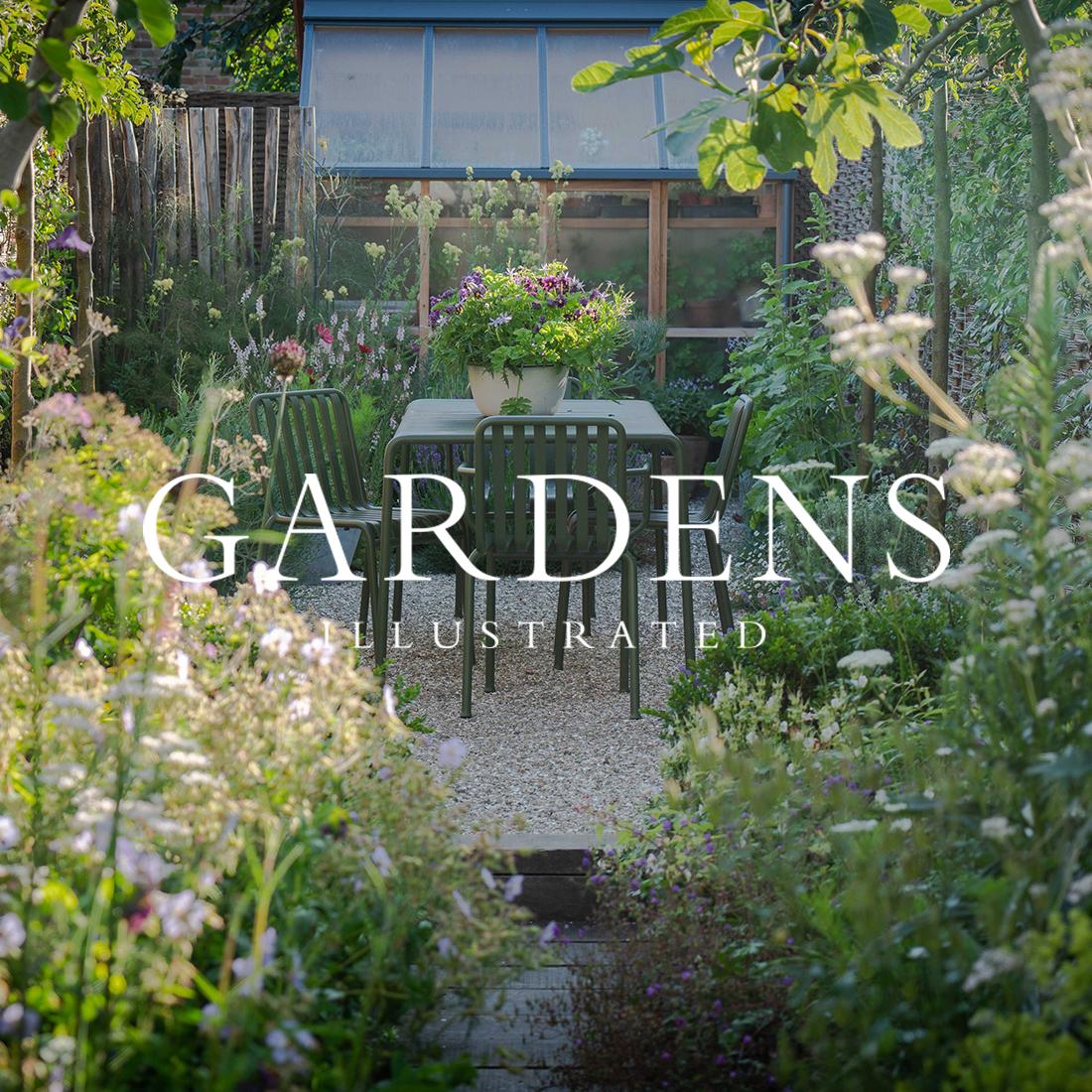 Gardens Illustrated - Whitstable Coastal Garden