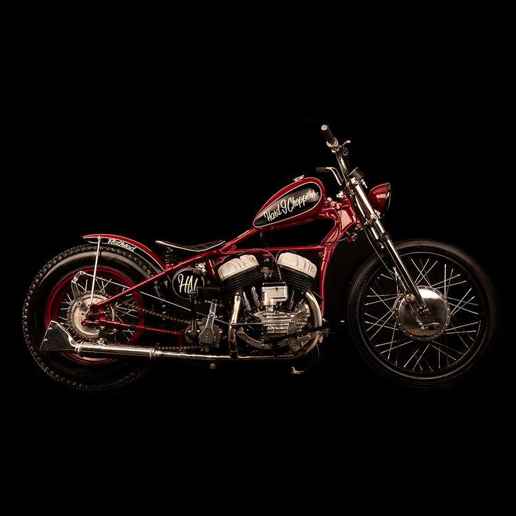 Harley Davidson 1951 Flathead