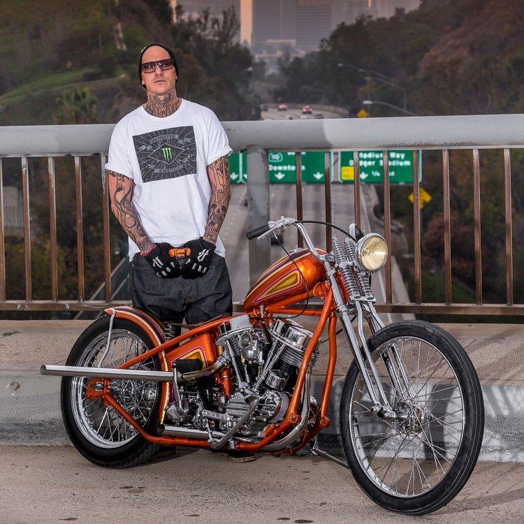 Harley Davidson 1952 Panhead