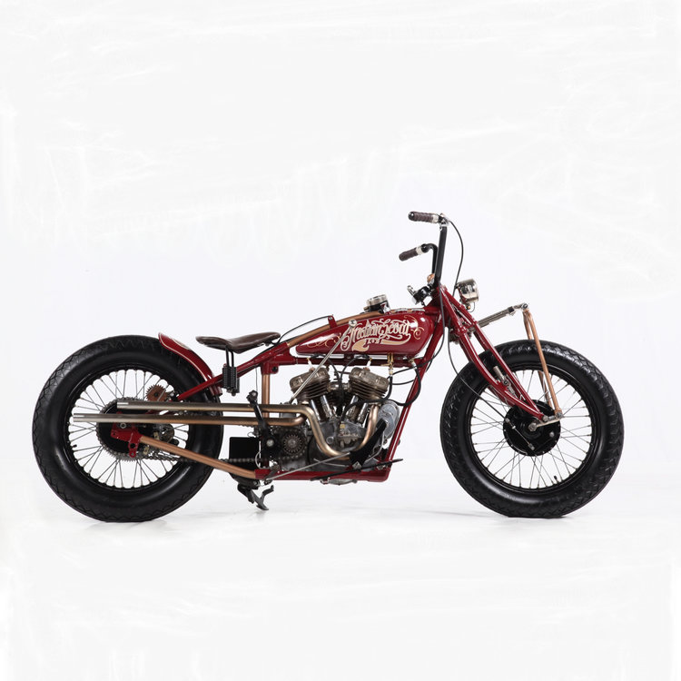Indian 1931 Scout