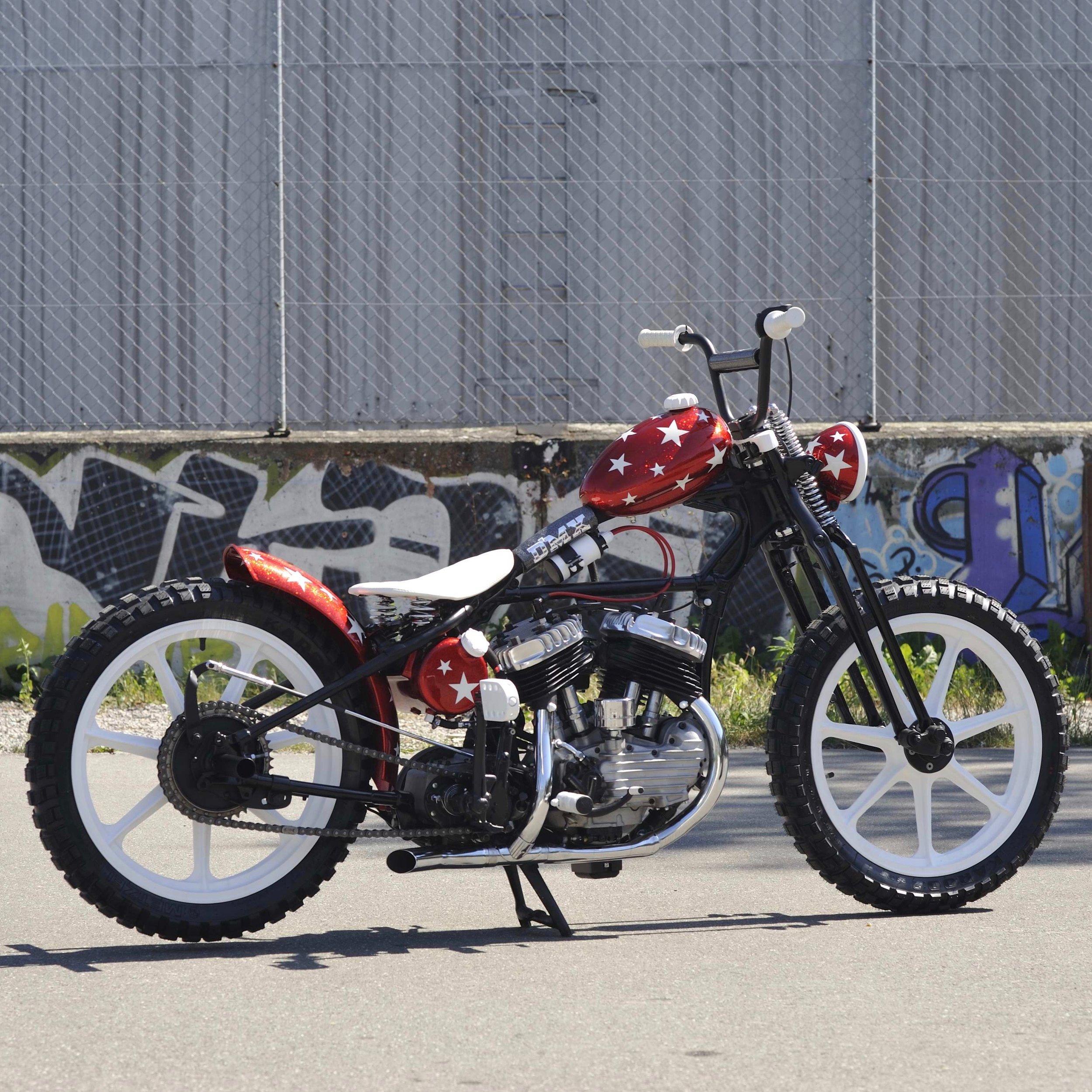 Harley Davidson 1941 Flathead