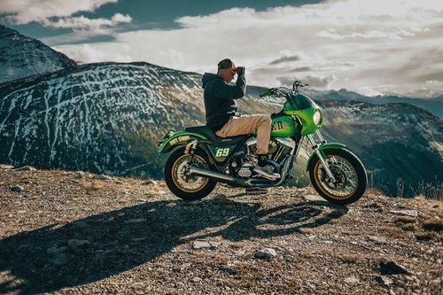 Harley 1992 FXTR