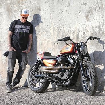 Harley 2017 Sportster