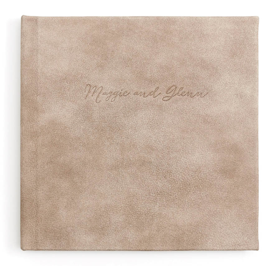 Keepsake Wedding Album