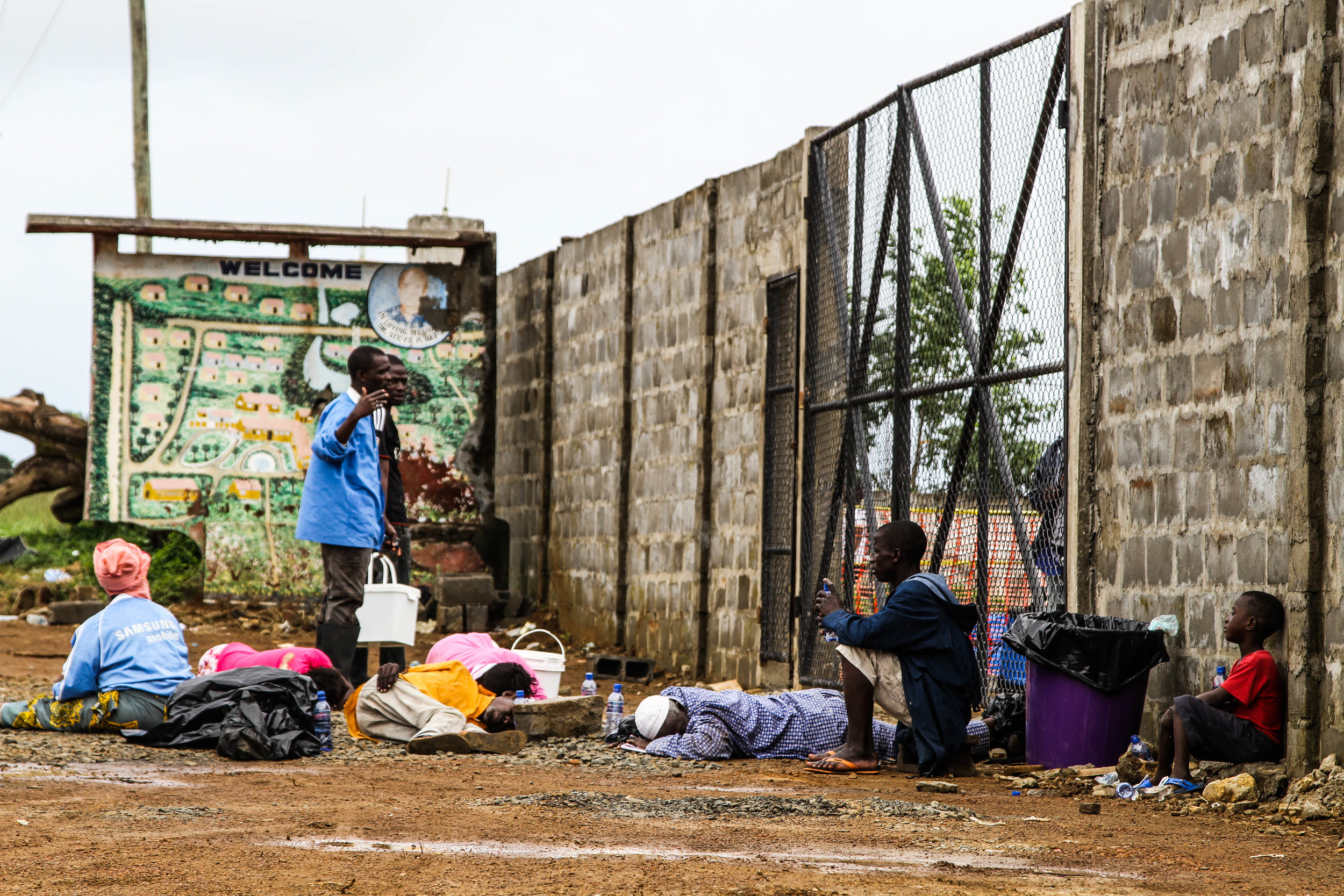- Reporting for VICE News from Liberia at the height of the 2014 Ebola crisis. Published September 2014.