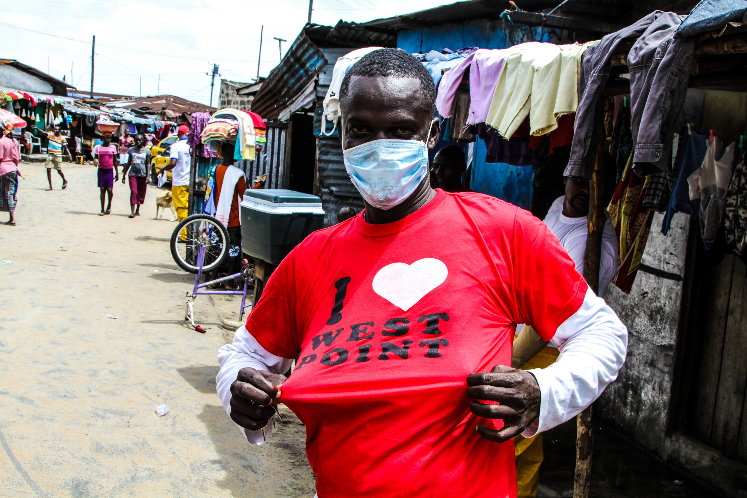 - Piece on the role that community-led organizations played in combatting Ebola in Liberia, for The Guardian. Published April 2015.