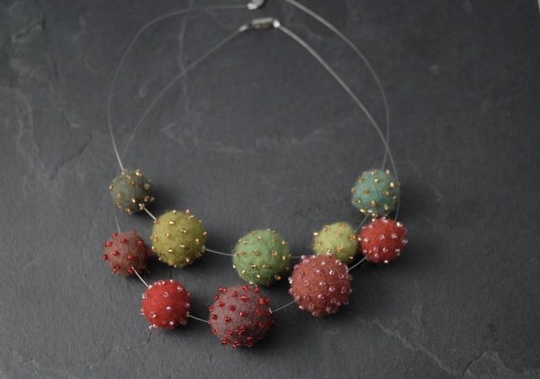 orbit necklaces ii