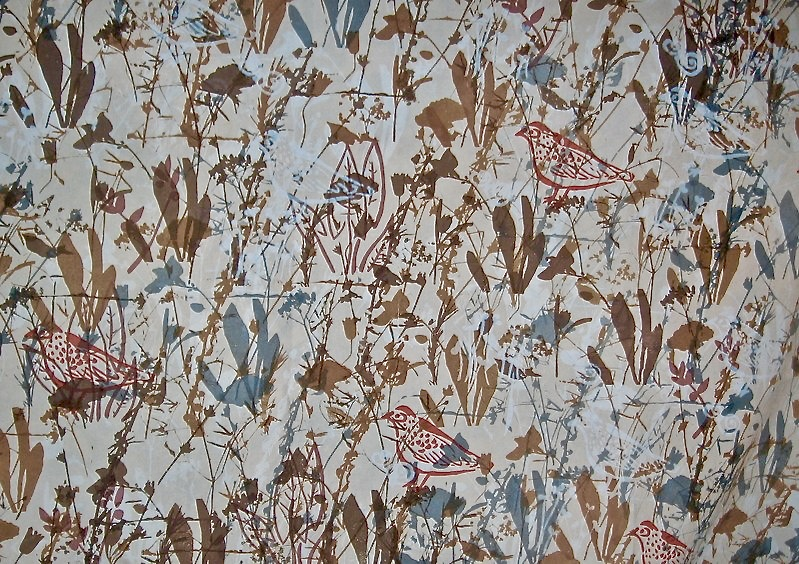 summer sparrows yardage
