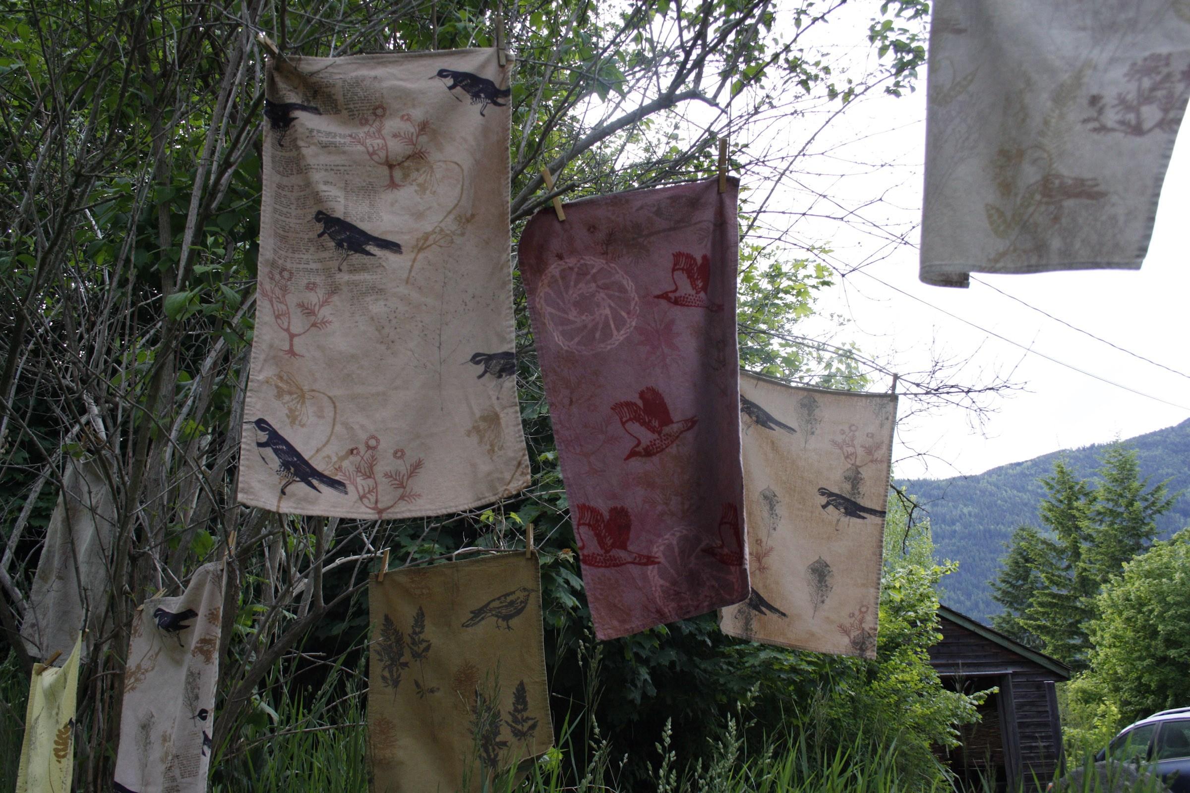 tea towels ii