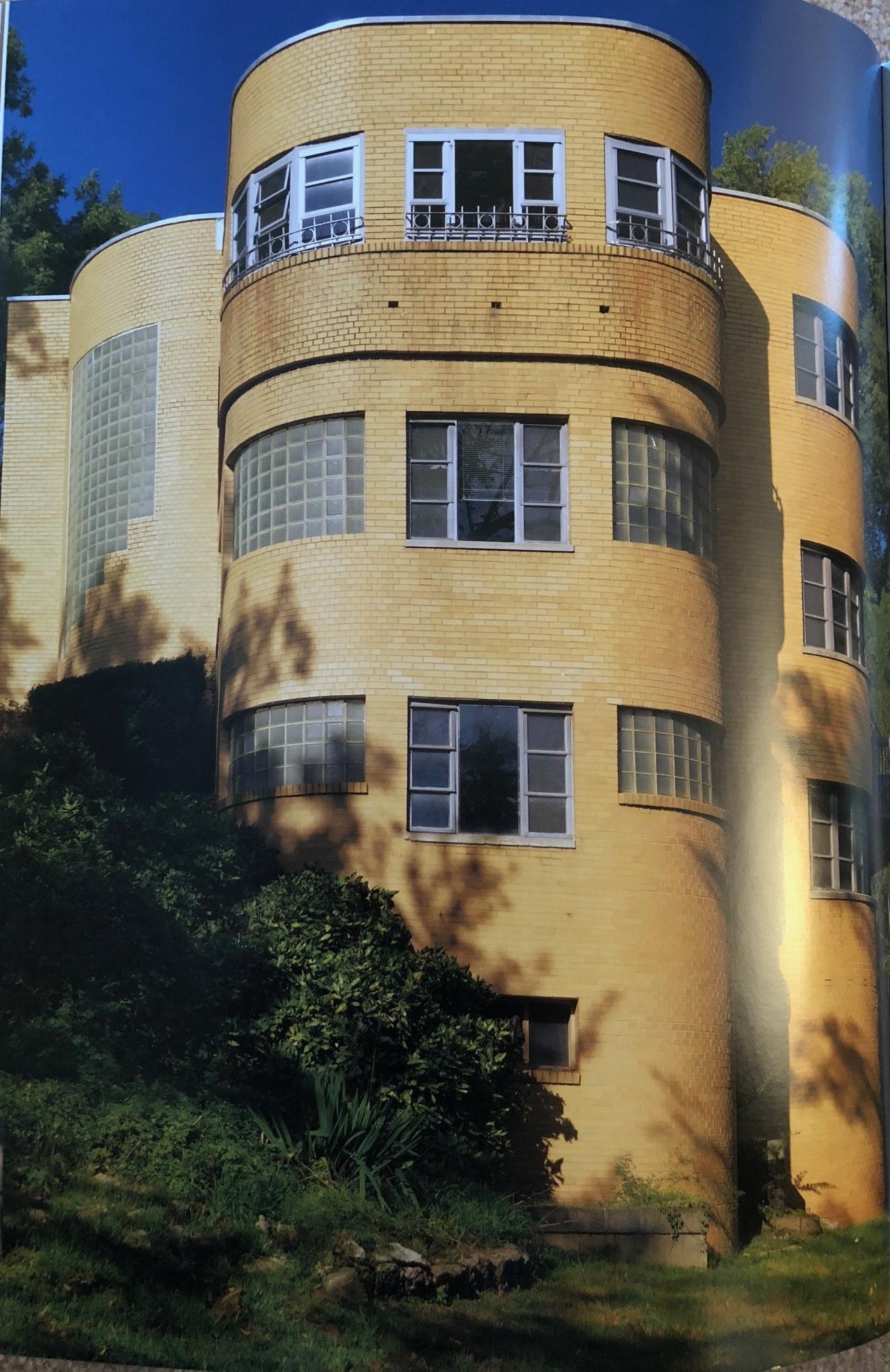 Mounsey House, back