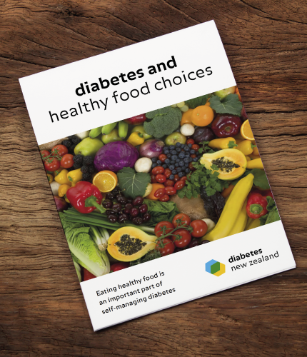 Diabetes and Healthy Food Choices -