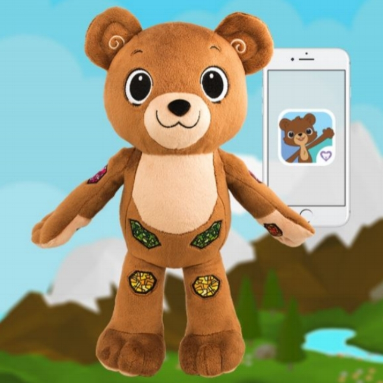#1 Pack and Jerry The Bear -