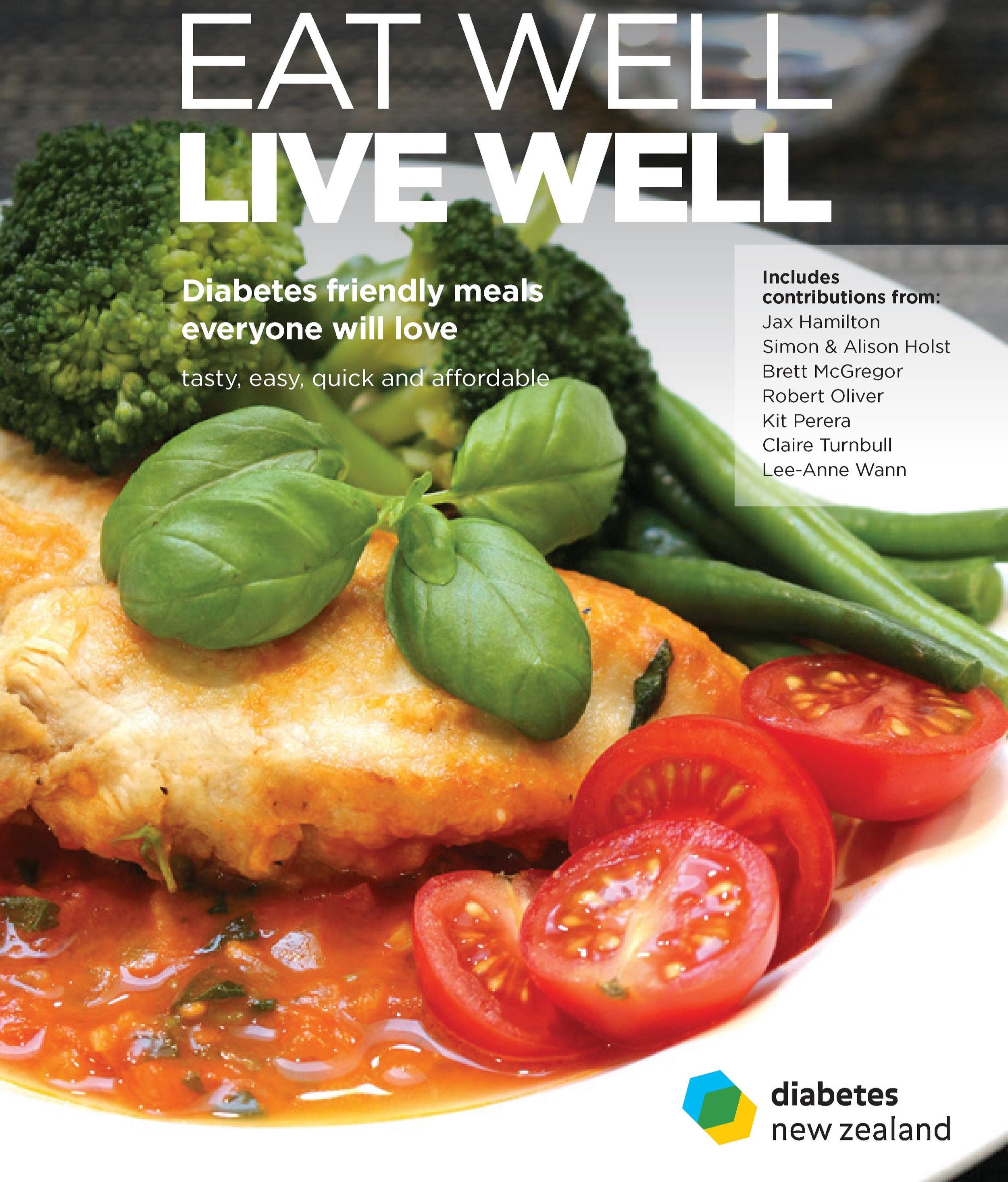 Diabetes NZ Recipe Book -