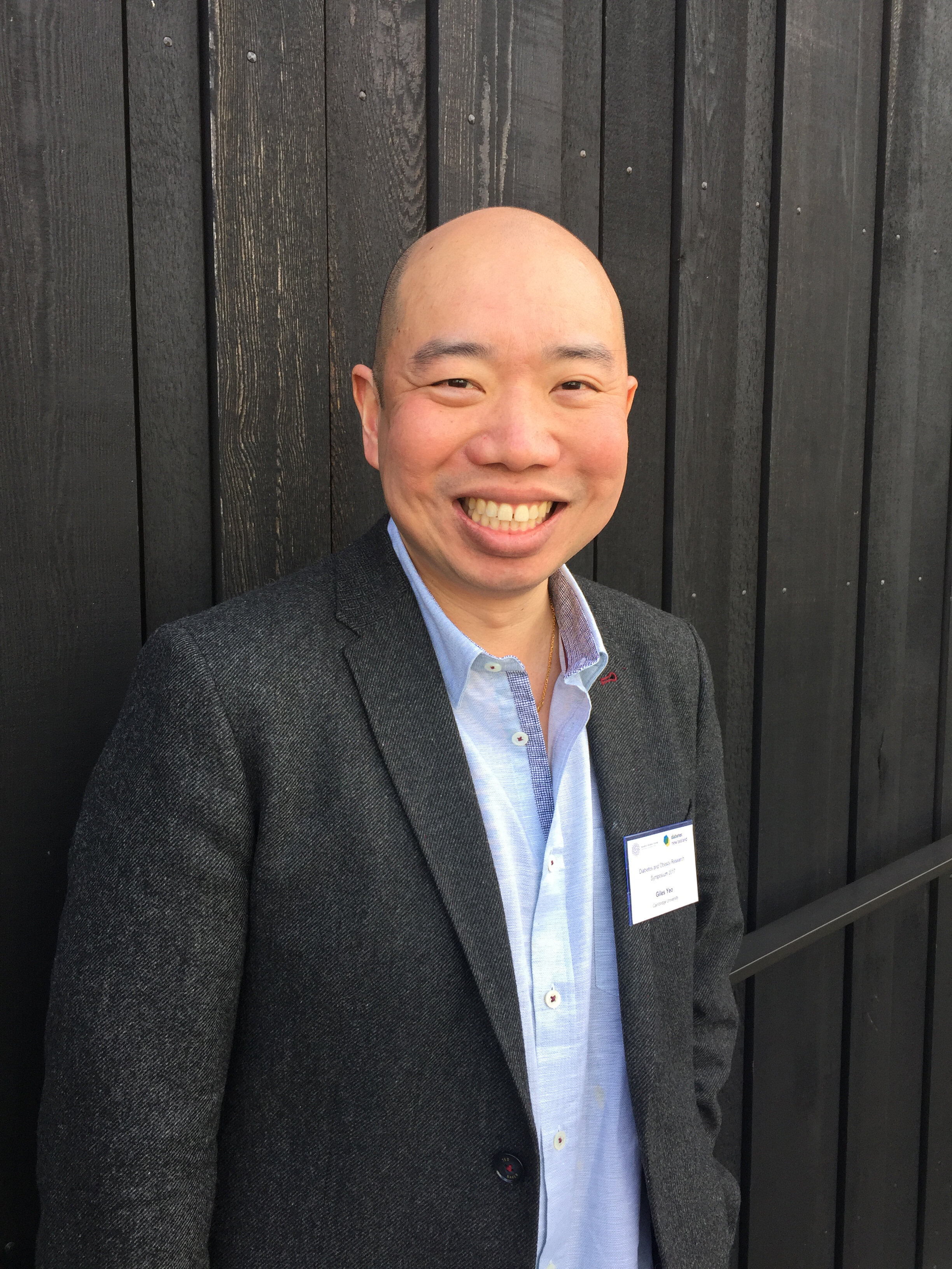Dr Giles Yeo is a geneticist and obesity expert from Cambridge University and a popular BBC presenter.