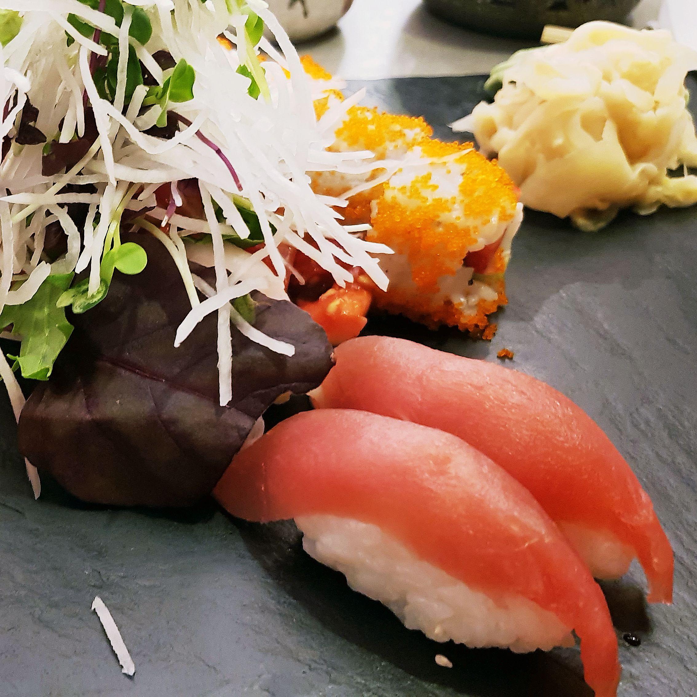 Codung Sushi Japanese Asian Food Nuremberg Germany