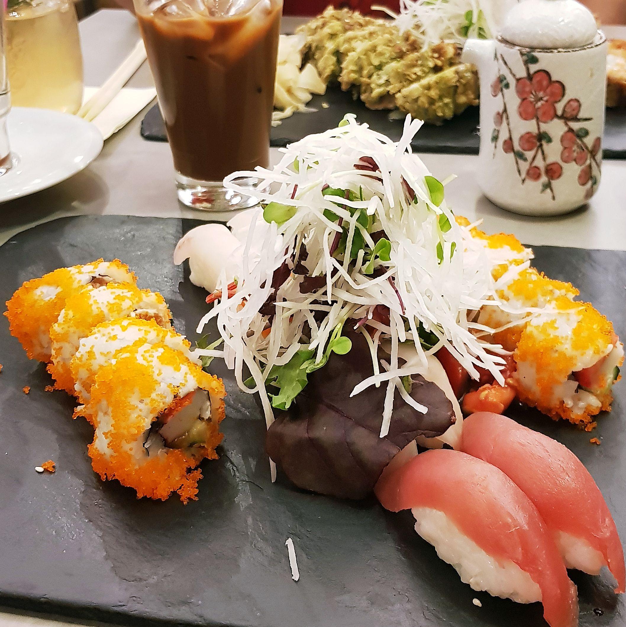Codung Sushi Nuremberg Germany Japanese Asian Food Restaurant